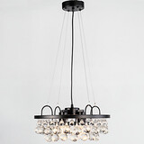 Designers Metal Hallway Feature Painting Study Room Pendant Light Dining Room