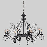 Others Bedroom Chandeliers Candle Style Traditional/classic Max 60w Living Room