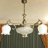 Traditional/classic Living Room Chandeliers Dining Room Max 60w Painting Bedroom