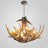 Fit Vintage Chandelier Lighting Lights Dining Room Installation Fixture Easy