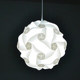 Diy Lamp Modern Pendant Ball