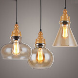 Light Ancient Creative 220v Restoring Wood Ways Crystal