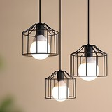 Pendant Lights Lights Living Room Dining Room Country Metal Office