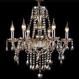 Electroplated Feature For Crystal Traditional/classic Vintage Living Room Glass Bedroom Chandelier Modern/contemporary