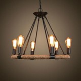 Chandelier Country Living Room Feature For Candle Style Metal 40w Lodge Vintage