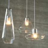 E27 Chandelier Single Crystal Droplight Line
