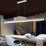 20w Metal 1m Led Modern Style Pendant Lights Simplicity