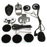 A2DP Motorcycle Helmet Intercom Headset 500M BT Interphone with Bluetooth Function Kit