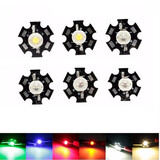 High Power LED PCB Bulb Beads Car Indoor Reading Lamp Aquarium Chips Heatsink