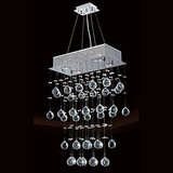 Study Crystal Chandeliers Modern/contemporary Living Room Max 50w Bedroom Electroplated