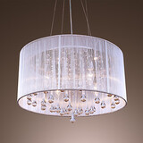 Modern/contemporary Living Room Pendant Light Electroplated Dining Room Bedroom