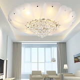 Traditional/classic Modern/contemporary Living Room Led Bedroom Crystal