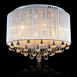 Romantic Crystal Ceiling Lamp K9