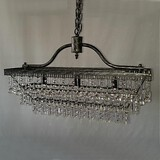 Hallway Traditional/classic Bedroom Electroplated Dining Room Chandelier Office Feature For Crystal Metal