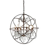 Hallway Painting Entry Feature For Crystal Metal Dining Room Vintage Chandelier Max:60w Bedroom