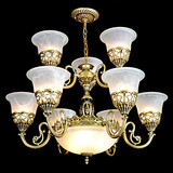Dining Room Chandeliers Traditional/classic Retro Hallway Living Room Vintage Office