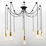 Office Chandeliers Design Pendant Lights Dining Room Artistic Living Room Study Room Edison