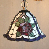 Living Room 25w Painting Feature For Mini Style Metal Tiffany Country Pendant Light Traditional