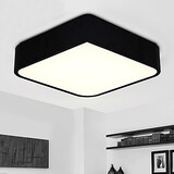 Bedroom Light Living Room Flush Mount Led Simplicity Modern Style Fixture Ceiling Lamp