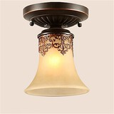 Chandeliers Pendant Lights Led Rustic Lodge Living Room Retro Traditional/classic