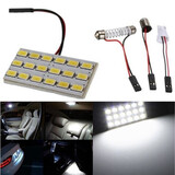 T10 Car LED Box Light Panel Dome Door Interior Bulb SMD 5630
