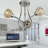 Hallway Bedroom Traditional/classic Electroplated Modern/contemporary Dining Room Flush Mount