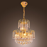 Crystal Luxury Chandelier Lights