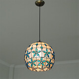 Living Room Fixture Light Dining Room Pendant Lights Shade Retro Inch
