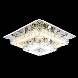 Traditional/classic Feature For Crystal Country Chrome Mini Style Metal Modern/contemporary Flush Mount Bedroom Led