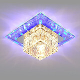 Mini Dome Lamp Spotlight Colorful Tube Square