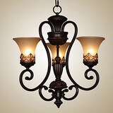 Hallway Feature For Candle Style Metal Dining Room Bedroom Chandelier Country Vintage Living Room