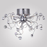 Crystal Modern Lights Chandeliers Living Design