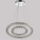 Pendant Lights Led Fcc 100 Rohs Crystal Chandeliers Contemporary 4w