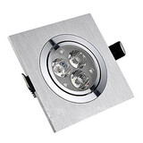 Feature Ceiling Light Led 3w Leds Square