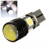 System 4SMD LED Work T10 5050 Wiring Canbus Pure White 3W