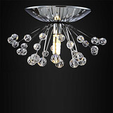 H7 100 Flush Mount Mini Sale Crystal Chandelier Light Modern Hot