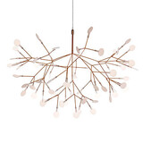 Creative Pendant Light Innovation Modern Snowflake Northern