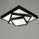 Square Led Living Room Ceiling Light 1156 Modern/contemporary Bedroom Kids Room Metal