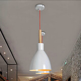 Led Study Room Game Room Hallway Pendant Lights Country Painting Metal Dining Room Office