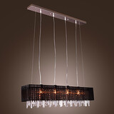 Dining Room Island Feature For Crystal Metal Others Modern/contemporary Pendant Light