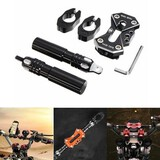 Bar Adjustable Balance Motorcycle Handlebar Multifunction Lever