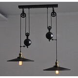 Hallway Balcony Modern Creative Lamps Metal Pendant Lamp Pendant Bar Cafe Kitchen Pendant