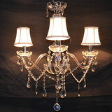 Crystal Electroplated Modern/contemporary Max 40w Chandeliers Bedroom Dining Room Living Room