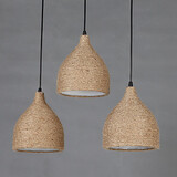 Lamp Restoring Droplight Led Line Single Head Ways Hemp 1m