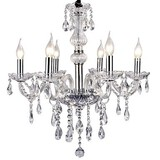 Dining Room Bedroom Living Room Modern/contemporary Feature For Candle Style Metal Electroplated Max 40w