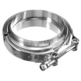 Pipe Stainless Steel V-Band Clamp Turbo Exhaust Down 4inch