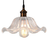 Lamps Industrial Pendant Lotus Coffee Pub