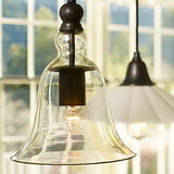 Mini Style Max 60w Dining Room Traditional/classic Pendant Lights Bowl Living Room Vintage