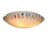 Tiffany Ceiling Lamp Living Room Inch Shell Light