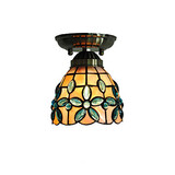 Inch Fixture Light Shade Ceiling Lamp Living Room Shell Dining Room Flush Mount